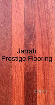 Picture - Jarrah flooring, solid. ©2017.